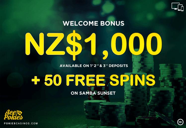 Deposit bonus at NZ Casinos
