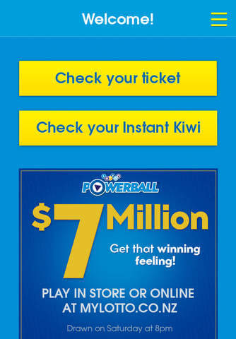 Instant Kiwi - Second chance App - Pokies Mobile in New Zealand