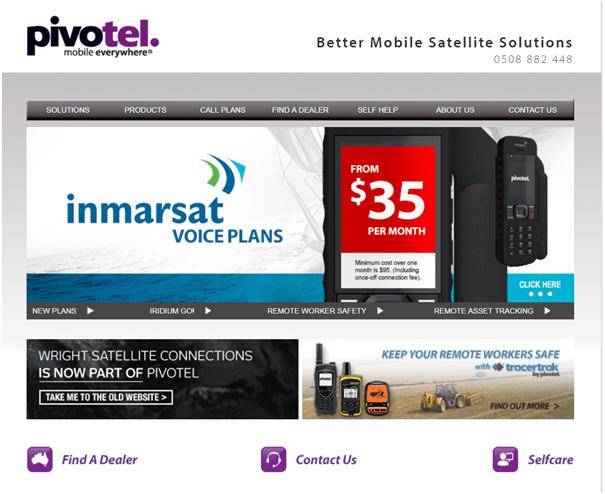 Pivotel mobile plans