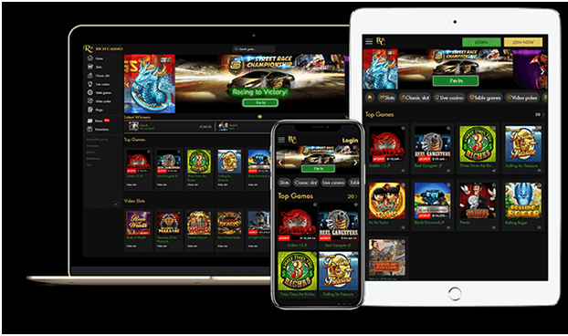 Rich Casino Mobile