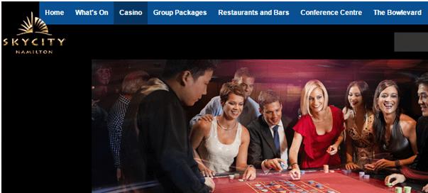 Skycity Hamilton Casino Games