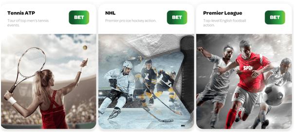 New online sport bookie