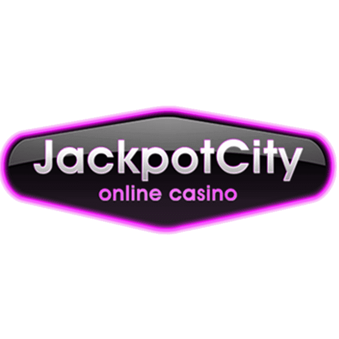 jackpot city casino logo transparent
