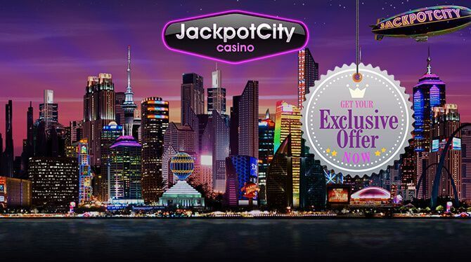 Jackpot City NZ Homepage