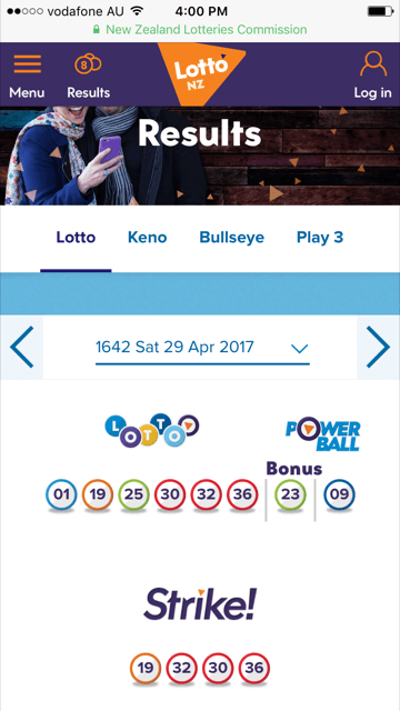How to Check the NZ Lotto Results on Your Mobile in New Zealand